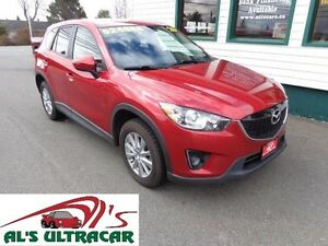 2015 Mazda CX-5 GS AWD only $186 bi-weekly all in!