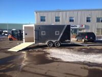 2016 Pace 7' x 19' Highmark Trailer