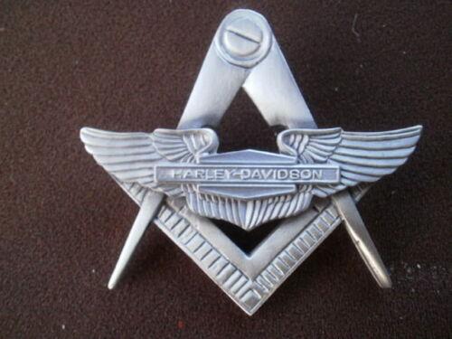 freemasons masonic widows sons  wings vest badge