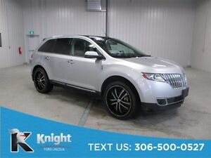 2013 Lincoln MKX AWD Navigation, Moon Roof