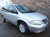 * Finance Me - No VAT * Chrysler GRAND VOYAGER part exchange to clear.. Low Milage