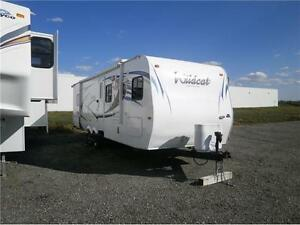 2011 FOREST RIVER WILDCAT 29 FK!! MINT CONDITION! $20995!!