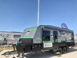 2020 Masterpiece Performance 22'6 Family Van Dual Bunk Rockingham Rockingham Area Preview