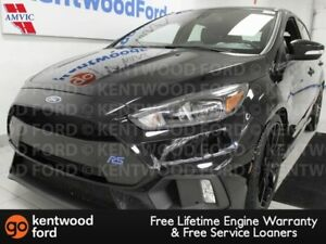 2016 Ford Focus RS AWD with NAV, sunroof, heated power leather s