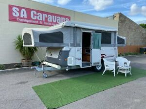 COROMAL  SILHOUETTE OFFROAD CAMPER Klemzig Port Adelaide Area Preview