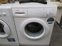 **BoScH MaXX 6KG/1200 SPIN WASHING MACHINE/GOOD CONDITION/VERY CLEAN/FREE LOCAL DELIVERY/WARRANTY/*