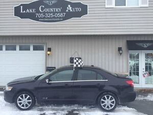 2007 Lincoln MKZ-Leather, AWD, Sunroof, Heated/AC Seats!