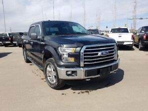 2015 Ford F-150 XLT- NO ACCIDENTS REPORTING, FX4, NAV, MAX TRAIL