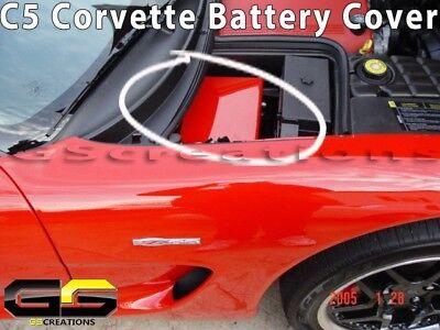 - 1997-2004 C5 Corvette Battery Cover  * Chevy ZO6 LS1 LS6 C-5 Z06 GM