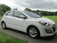 2012 (12) Hyundai i30 1.6CRDi ( 110ps ) Blue Drive ( ISG ) Active ***FINANCE***