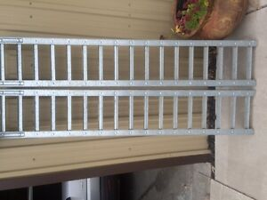STEEL ramps for sale - like NEW