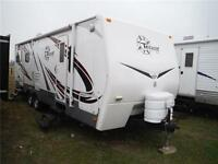 2008 Terry 250RLS Travel Trailer with Slideout - Sleeps 6