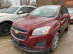 2015 Chevy Trax just in for sale at Pic N Save!