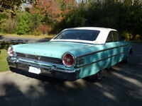 1963 1/2 FORD GALAXIE 500