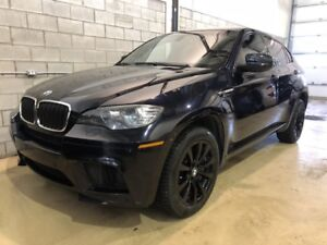 BMW X6M 4.4LV8 555HP,, DVD,, DRIVER ASSISTANCE PACKAGE