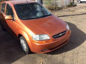 2004 Chevrolet Aveo SALE PRICE $1995 DONT DELAY