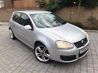 Volkswagen Golf 2.0 *TDI GT* 5dr2007,Hatchback,ONE OWNER,FULL SERVICE,2 KEYS,HPI CLEAR,WARRANTY