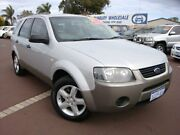 2005 Ford Territory SX TX Silver 4 Speed Sports Automatic Wagon East Bunbury Bunbury Area Preview