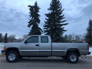 2002 Chevrolet Silverado 2500HD 4X4 = 171K = CLEAN CAR PROOF