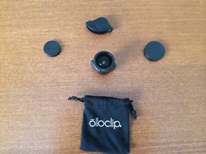 Ollo Clip 3 in 1 Photo Lens - iPhone 4 & 4S or iPod Touch 4th
