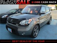 2011 Kia Soul, $36/Week OR $158/Month, NO PAYMENTS UNTIL 2016