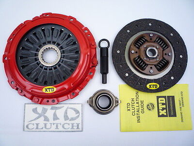 XTD® STAGE 1 CLUTCH KIT 03-07 LANCER EVO EVOLUTION 8 9 4G63 for sale  Los Angeles