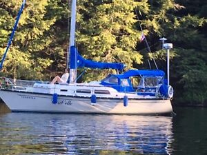 Superb sailboat  fully equipped