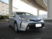 Toyota Prius Plus/Prius Alpha/Prius+ Hybrid 1.8 2016(16) 7 SEATS (BIMTA)