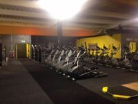 Membership sales consultants at xercise4less Hamilton