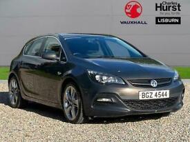 image for 2016 Vauxhall Astra 1.4T 16V Limited Edition 5Dr [Leather] Hatchback Petrol Manu