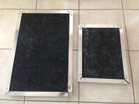 2 Pedal Boards, Excellent Condition, Hardly Used