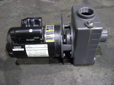 Emerson Commercail Duty Pump Motor