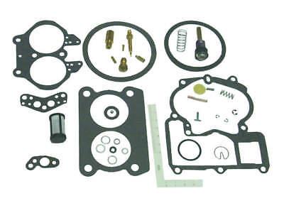 Mercruiser Mercarb 2BBL Carburetor Rebuild Kit 120 140   Replaces 3302-804845