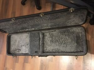 Bass Hard case in great condition