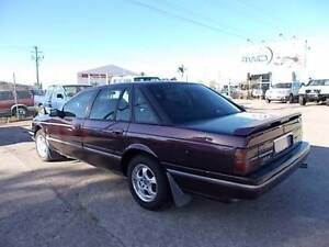 1990 Ford Fairlane Sedan Mount Louisa Townsville City Preview
