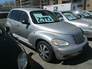 2005 Chrysler PT Cruiser Touring - ONLY 131,000 klm's.!