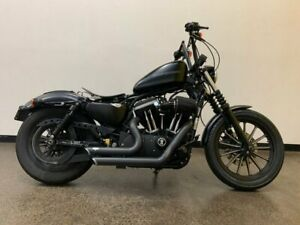 2010 Harley-Davidson XL883 Iron 883 Caringbah Sutherland Area Preview
