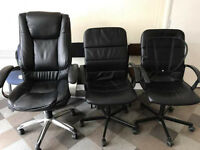 ***OFFICE STUFF FOR SALE DESKS CHAIRS OFFICE CHAIRS PRINTERS & MORE***