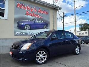 2012 Nissan Sentra 2.0 S, XTRONIC CVT, AUTOMATIC, ALLOYS WHEELS!