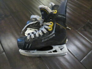 Bauer Supreme Jr and Youth skates various sizes