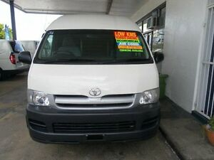 2006 Toyota Hiace SLWB White Manual Van Lidcombe Auburn Area Preview