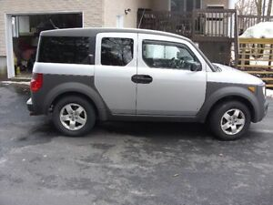 "2003 HONDA Element--""AUTOMATIC""--NEW TIRES--CERT&ETESTED $3000."