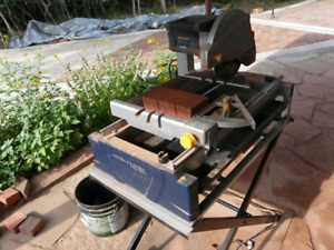 **FOR RENT** 10 INCH TILE WET SAW