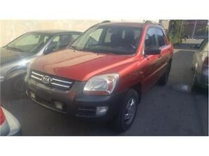 2006 kia sportage manuelle climatisee 4 cylindres propre