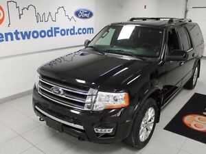 2016 Ford Expedition MAX Limited LEATHER , ROOF , NAV