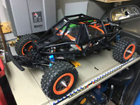 HPI Baja 5SC Heavily Modded