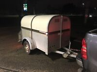 Bateson sheep and pig trailer