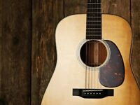 Guitar Lessons - Westend