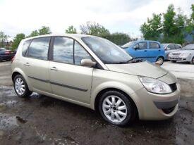 2007(56reg) Renault Megane Scenic 1.6 AUTOMATIC ,MOT'd Sept £995
