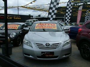 2007 Toyota Camry ACV40R Altise 5 Speed Automatic Sedan Coburg North Moreland Area Preview